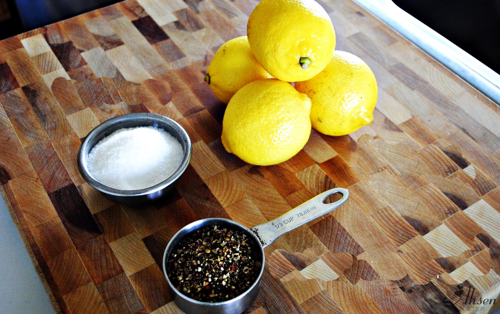 limon karışımı