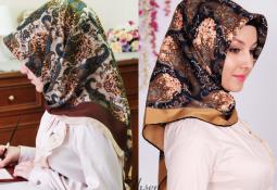 osmanlı motifli eşarp modelleri